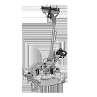Ключ машинный трубный КМТ